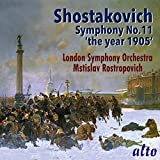 Schostakowitsch: Sinfonie Nr. 11 'The Year 1905'