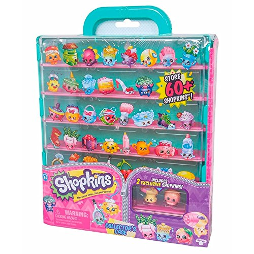 Shopkins 'Pop Up Shop' Sammelkoffer, Serie 5 (Shopkins Für Shopping)