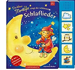 Die kleine Mondfee singt die schönsten Schlaflieder: (Soundbuch)