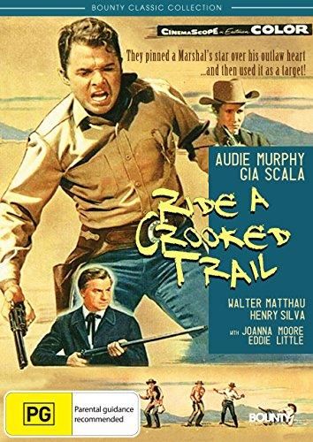 Ride a Crooked Trail   NON-USA Format   PAL   Region 4 Import - Australia