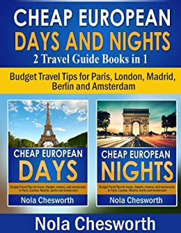 travel guides cheapest europe