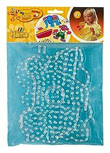 HAMA BEADS 8258 Kit de Manualidades para niños - Kits de Manualidades para niños (Kit de Manualidades para niños, Cuentas, Niño/niña, 3 año(s), CE)