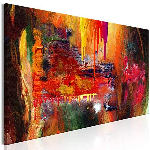 murando - Bilder 135x45 cm Vlies Leinwandbild 1 TLG Kunstdruck modern Wandbilder XXL Wanddekoration Design Wand Bild - Abstrakt a-A-0377-b-a -