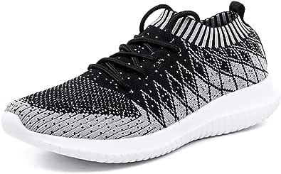 BaiMoJia Scarpe Ginnastica Uomo Sneakers Estive Traspirante Casual Leggere Running Sportive