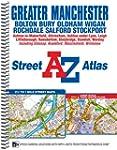 Greater Manchester Street Atlas (A-Z...