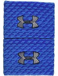 Under Armour Unisex Ua Jacquard Wristband Fitness-Schweissbänder Hand