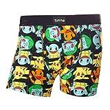 BIO - Boxers Negro POKEMON - Pikachu y otros L