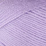 #1: New LILAC shade Knitting/Crochet 8ply (100%) Acrylic worsted weight (Double Knitting) thickness Yarn (100 gms)