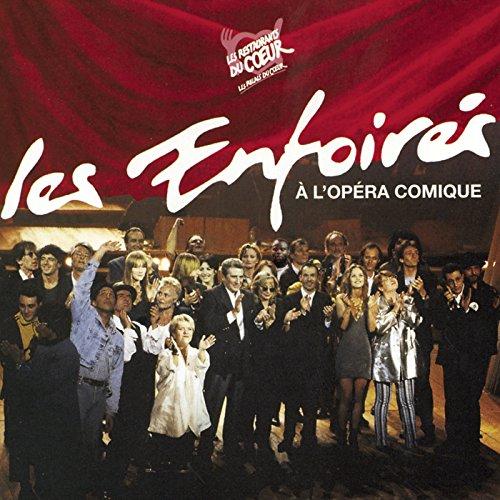 Les Enfoirés à l'Opéra Comique...