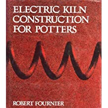 Electric kiln construction for potters
