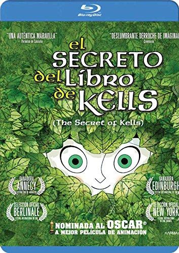 El secreto del libro de Kells [Blu-ray] 61Cwt7IntKL