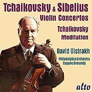 Tchaikovsky & Sibelius Violin Conce