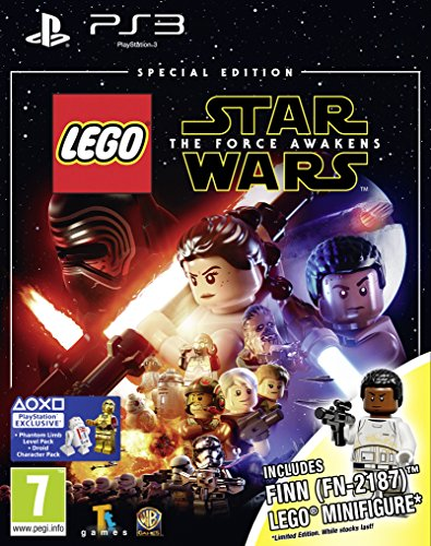 Warner Bros Interactive Entertainment UK LEGO Star Wars: The Force Awakens Special Edition (PS3)
