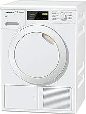 Miele TDB 220 WP Active Wärmepumpentrockner/A++ (211 kWh/Jahr)/mit geringem Energieverbrauch und Trocknungszeit/(7kg) mit Knitterschutz und Startvorwahl/schonender Wäschetrockner