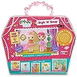 Lalaloopsy Deluxe Princess - muñecas (Chica, Multicolor, De plástico, Vestido para muñecas, Zapatos, Femenino, CE)