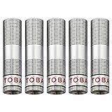 6 x Ezee Elektronische Zigarette depots/filter | Tabak Geschmack | Nikotinfrei Verdampfer | 6 Filter zu Ezee Wiederaufladbare E Zigarette