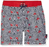 IKKS Jungen Badeshorts Swimwear, Rot (Rot), 10 Jahre