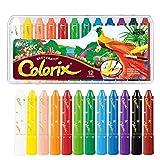 Kredki artystyczne Colorix 12 kolorów