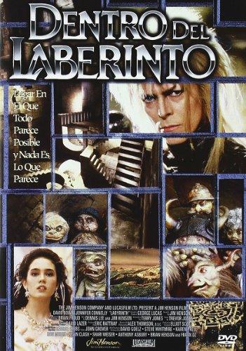 Dentro del laberinto [DVD]