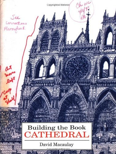 Building the Book Cathedral by David Macaulay (1999-10-25)