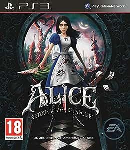 Alice : retour au pays de la folie