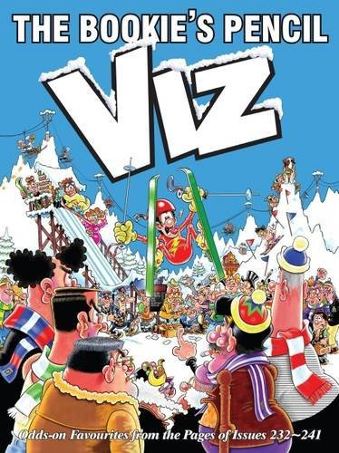 The Bookies Pencil: Viz Annual 2017 (2016-10-06)