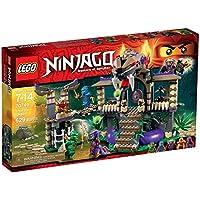 LEGO Ninjago - Playthèmes - 70749 - Jeu De Construction - Le Temple Anacondra