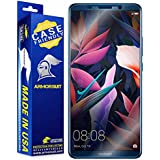 ArmorSuit Huawei Mate 10 Pro Screen Protector [Case Friendly] MilitaryShield Anti-Bubble Screen Protector for Mate 10 Pro - HD Clear
