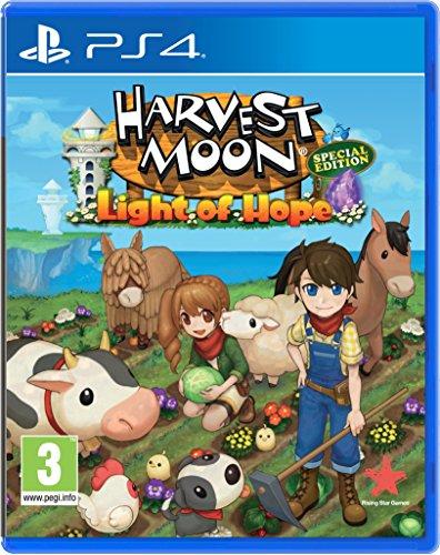 Harvest Moon: La Luz De L
