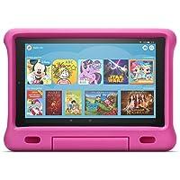 Fire HD 10 Kids Edition-Tablet |10,1 Zoll, 1080p Full HD-Display, 32 GB, pinke kindgerechte Hülle