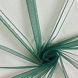 Fabulous Fabrics Soft Mesh – dunkelgrün — Meterware ab