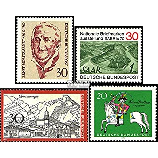 FRD (FR.Germany) 611 (complete.issue.) 1969 e.M.Arndt (Stamps for collectors)