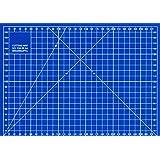 Tapis Planche de Découpe 30 x 22 cm Coloris Bleu