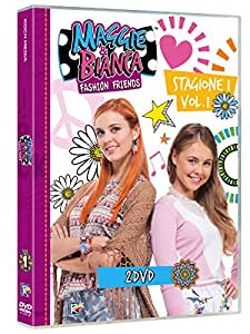 Maggie & Bianca-Fashion Friends. Volume 1 - Stagione 1 (2 DVD)
