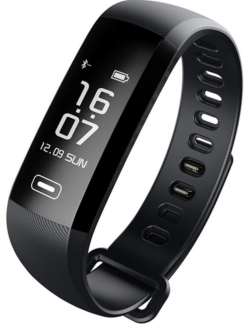 Pulsera Actividad Reloj Inteligente Fitness Tracker Multifuncional Cuenta Pasos CaloríAs, Smartwatch Fitness Tracker Para Hombre Y Mujer 1