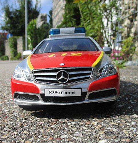 RC Auto kaufen Feuerwehr Bild 5: RC Feuerwehr Mercedes 2 er Set Antos 2,4 GHz 1:20 & Sprirtzfunktion 404960/7*
