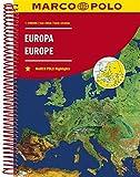 MARCO POLO Reiseatlas Europa 1:2 000 000 (MARCO POLO Reiseatlanten)