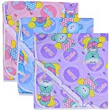 Dream Baby Cotton Printed Blankets cum W...