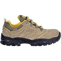 Cofra NT290-000.W38 Chaussures de sécurité New Nilo S1 SRC Taille 38 Gris