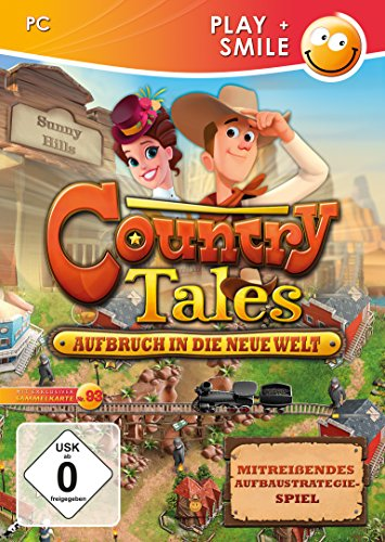 Country Tales: Aufbruch in die neue Welt - [PC]