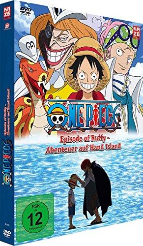 One Piece - TV Special 1: Episode of Ruffy - Abenteuer auf Hand Island