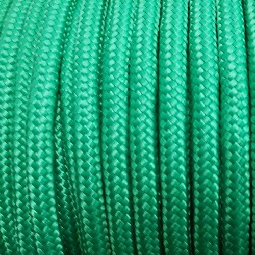 10mm Grün Starke Geflochtene Polypropylen geflochten Poly Seil Kordel Yacht Segeln Preis pro Meter -