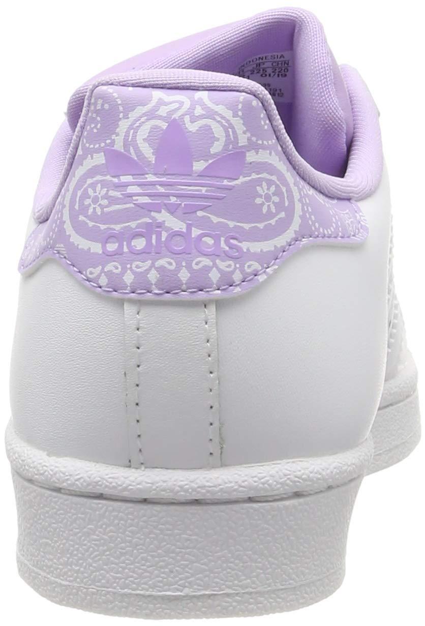 adidas Superstar J, Scarpe da Ginnastica Unisex-Bambini 12 spesavip