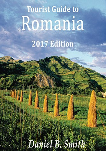 free kindle book Romania: 2017 tourist's guide