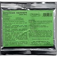 Kitzinger Reinhefe 100 g - Trockenhefe zur Weinherstellung