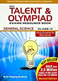#7: BMA's Talent & Olympiad Exams Resource Book for Class - 4 (EVS)