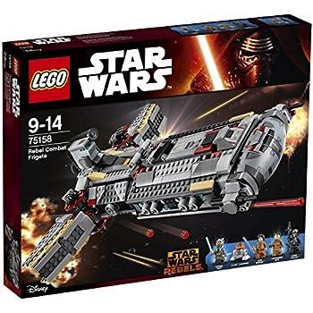 Lego 75158 - Star Wars 75158 Fregata da Combattimento Ribelle