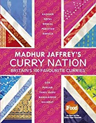 Madhur Jaffrey's Curry Nation by Jaffrey, Madhur (2013) Hardcover