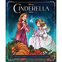 Cinderella Picture Book: Purchase includes Disney eBook! by Candau, Brittany (2015) Hardcover