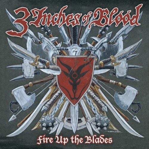 Fire Up the Blades (Blood Of Inches 3)